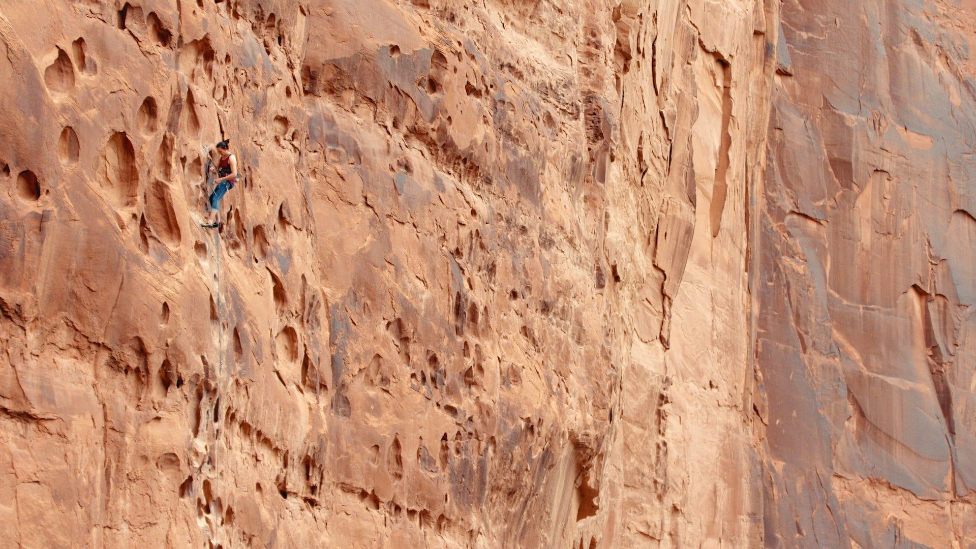 Steph Davis: Professional Climber