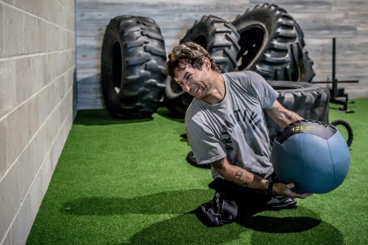 Partnering With The Adaptive Training Foundation