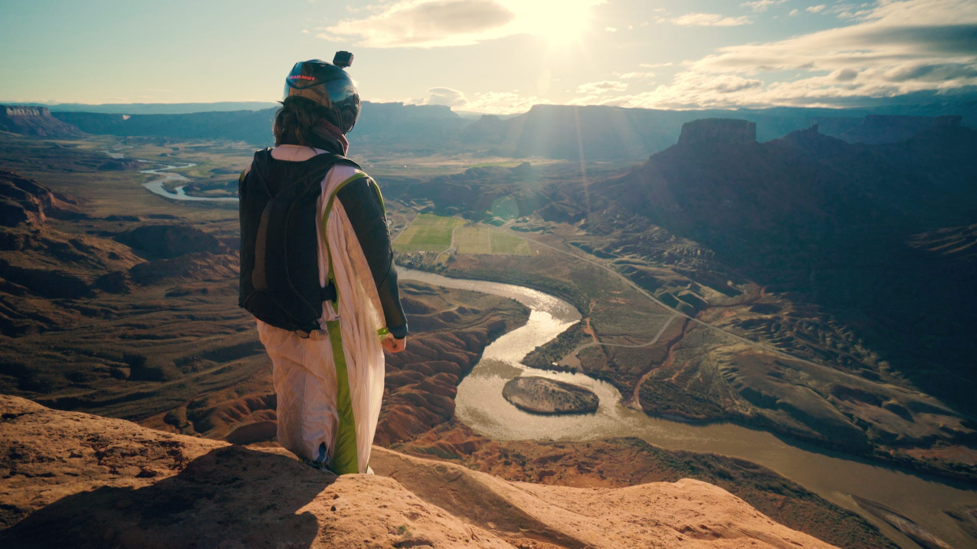Steph Davis: Professional Climber and Wingsuit Flyer