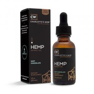 CBD Oil Charlotte's Web™️ Hemp Extract