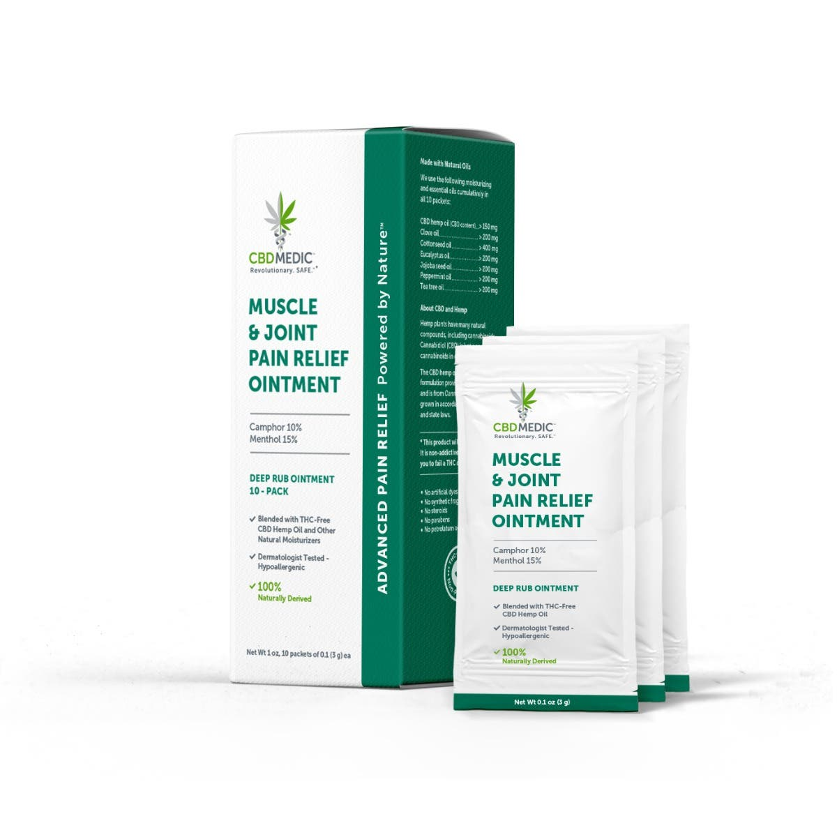 MUSCLE & JOINT PAIN RELIEF OINTMENT
