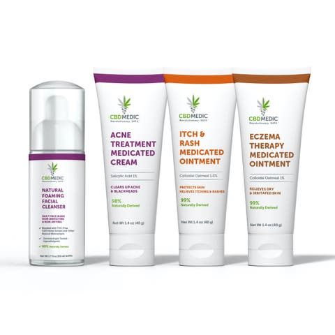 The Skincare Collection | Charlotte's Web™