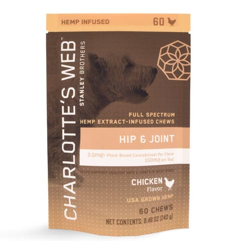 Charlotte's Web Hip & Joint Chews