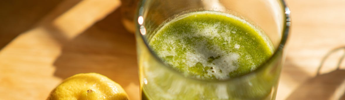 Boost Your Green Smoothie with Charlotte's Web