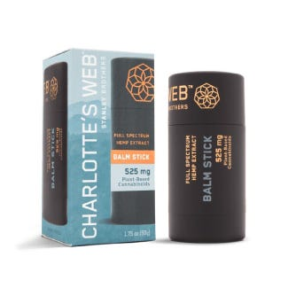 Hemp-Infused Balm Stick