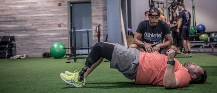 Adaptive Training Foundation