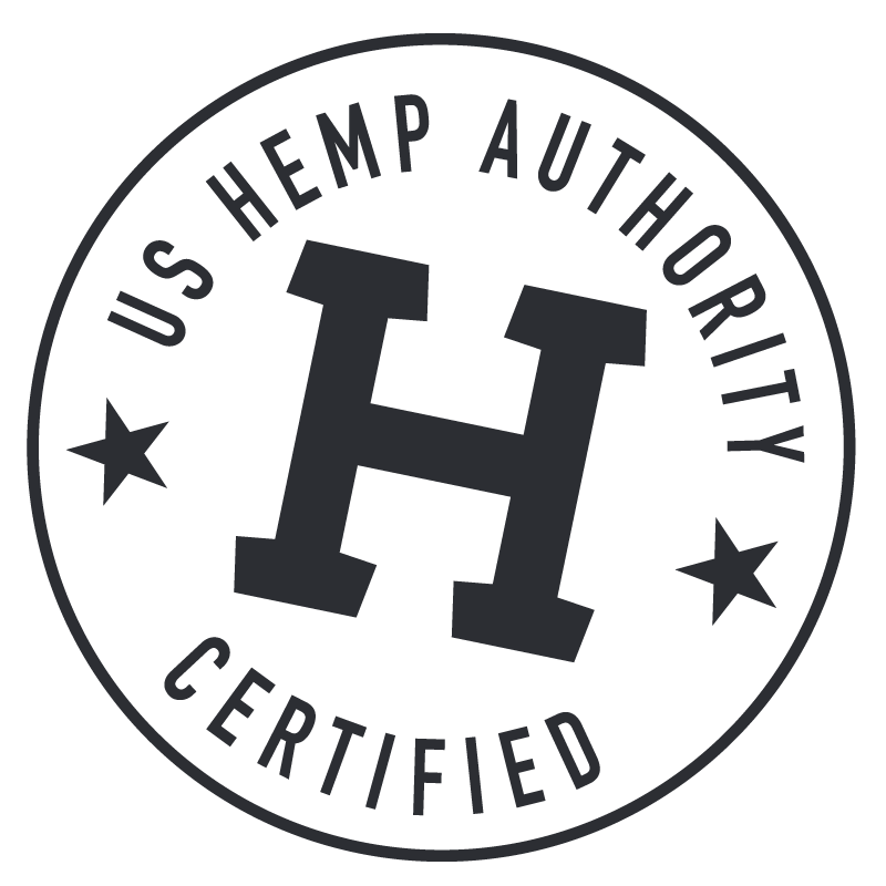 U.S. Hemp Authority Certified